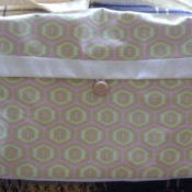 Laptop Bag – and Tutorial!