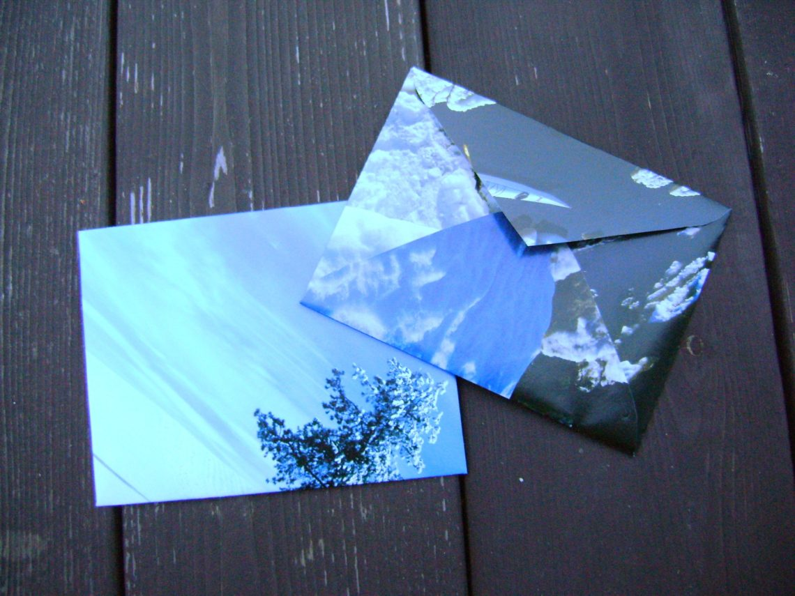 Own Eco Friendly Envelopes