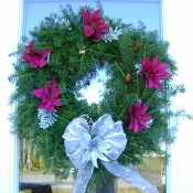 Make Your Own Evergreen Christmas Wreath