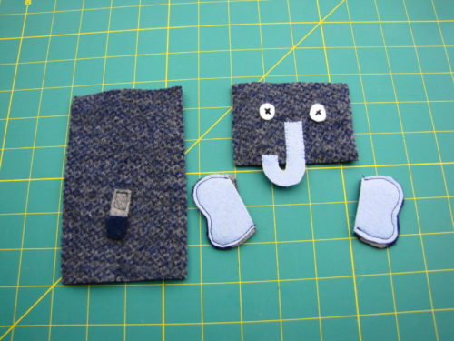 iPod Cosy Tutorial Step 3