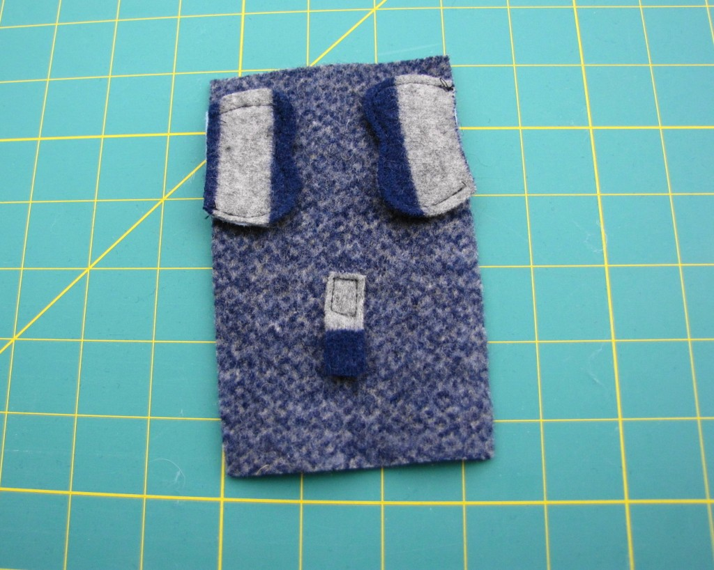 iPod Cosy Tutorial Step 4