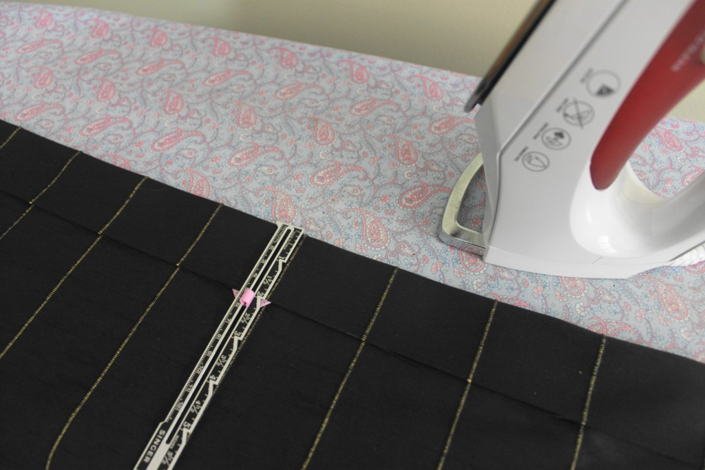 Curtain Hemming Tutorial