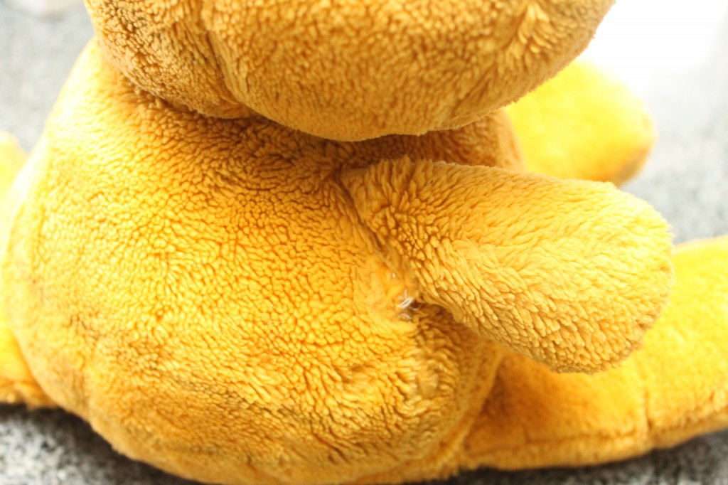 Repair a Stuffed Animal