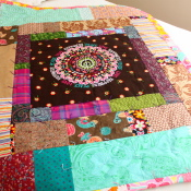 Crafting Together, and a Quilt with a Story