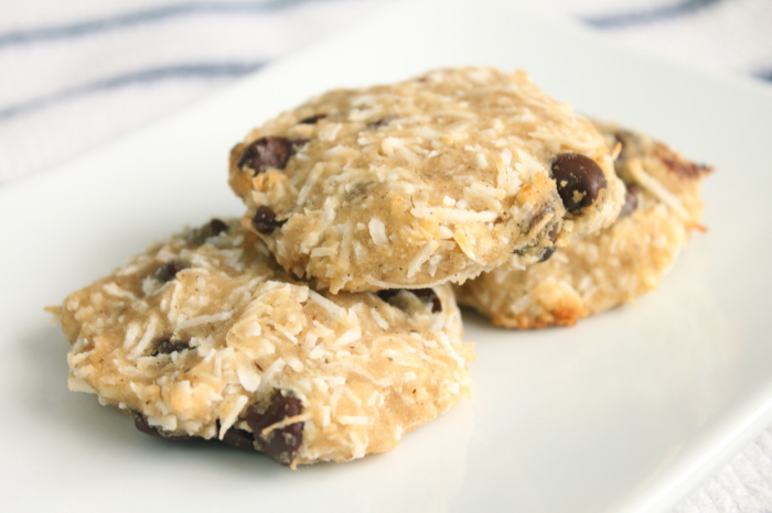 Coconut Cookies From Good To The Grain Recipes — Dishmaps