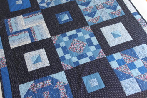 Sampler and Modern Quilt, Multi-generational blocks
