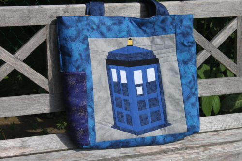 Tardis Beach Bag